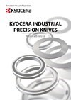 Industrial precision knives EN - TZE00159